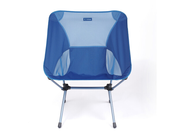 Helinox Chair One XL, blue block/navy